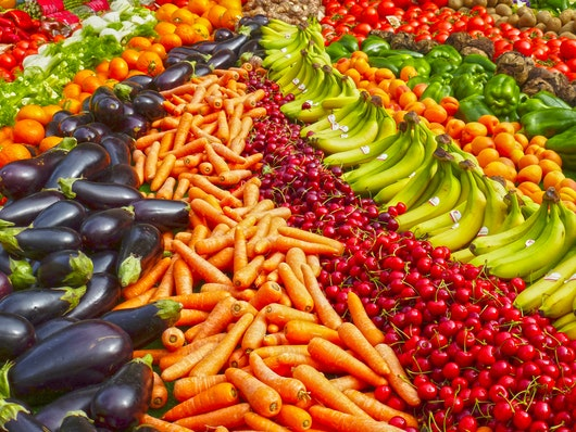 Impact of Agriculture on Environment-food